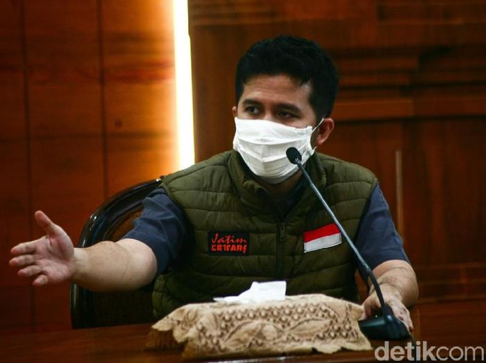 Wakil Gubernur Jawa Timur, Emil Elestianto Dardak