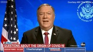 Menlu AS: Ada Bukti Besar Virus Corona Berasal dari Laboratorium Wuhan