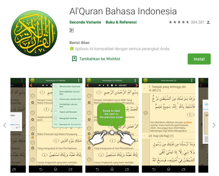 aplikasi alquran