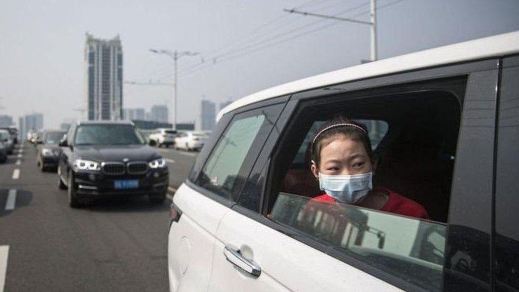 Mobil Antivirus dengan Kemudi Bebas Bakteri Mulai Dipasarkan di China