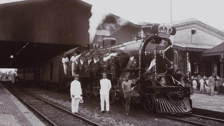 Kereta api dan jejak penjajahan Belanda di Priangan: dari tanam paksa hingga plesiran