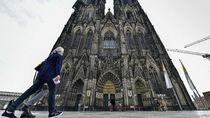 Jerman Perpanjang Lockdown Gegara Varian Baru Corona