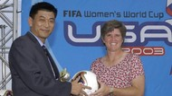 17 Tahun Lalu, SARS Gagalkan China Gelar Piala Dunia Wanita