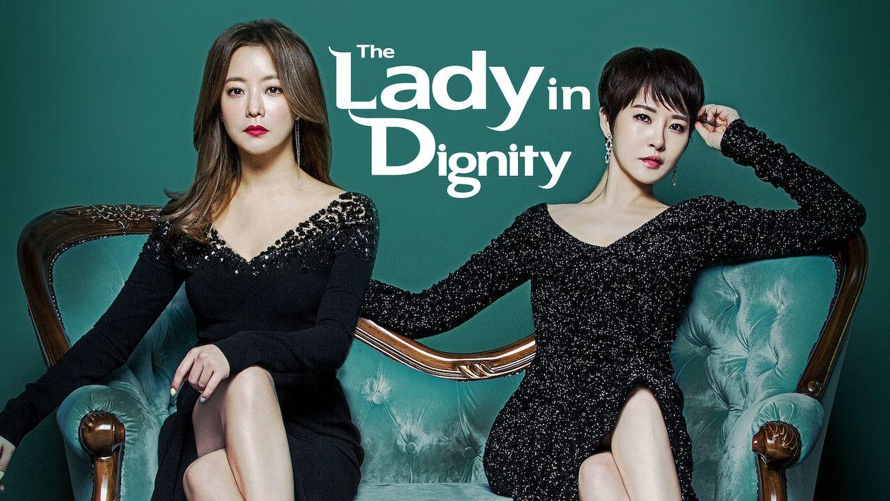 Poster drama Korea The Lady in Dignity, drama Korea bertema pelakor yang juga mendapat rating tinggi (JTBC)
