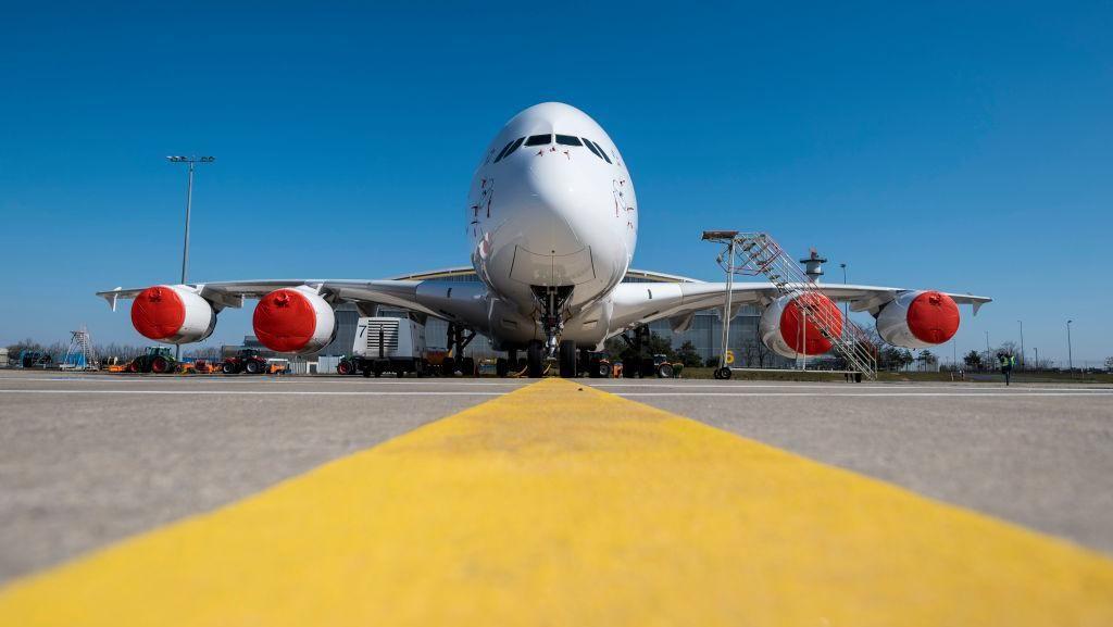 Nasib Jutaan Pekerja Sektor Penerbangan di Ujung Tanduk