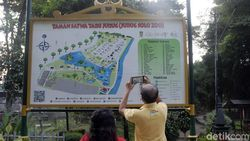 Segera Dibuka, Taman Satwa Taru Jurug Siapkan Protokol New Normal