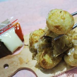 Hajitako: Jajan Takoyaki Hingga Okonomiyaki yang Umami di Sini
