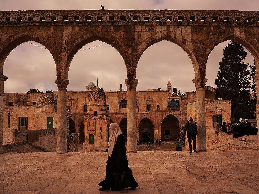 Mulai Besok Masjid Al Aqsa Ditutup Lagi 3 Minggu