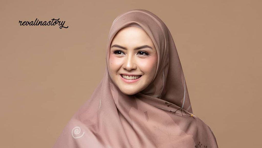 Bisnis Hijab Terhadang Corona, Revalina S. Temat Pantang Mundur