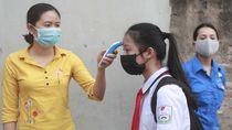 Potret Anak-anak di Vietnam yang Kembali Bersekolah
