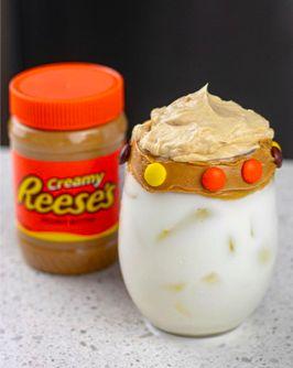 Susu selai kacang kocok