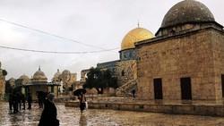 Masjid Al Aqsa Buka Akhir Pekan Ini, Jamaah Wajib Patuhi Protokol Kesehatan