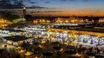 Eksotisme Maroko: Sepinya Padang Pasir-Ramainya Marrakech