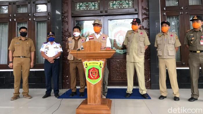 Wali Kota Samarinda Syaharie Jaang