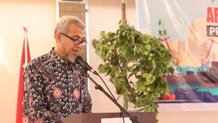 Kepala BPS Sulsel Yos Rusdiansyah (dok. Istimewa).