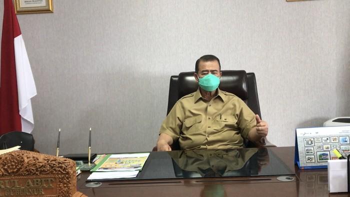 Wakil Gubernur Sumatera Barat, Nasrul Abit  (Jeka Kampai-detikcom)
