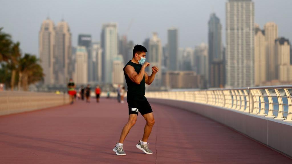 Aktivitas Ramadhan di Dubai saat Pandemi COVID-19