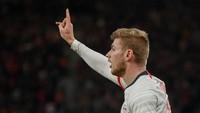 Werner Makin Dekat ke Liverpool, Sudah Ketemu Klopp via Daring