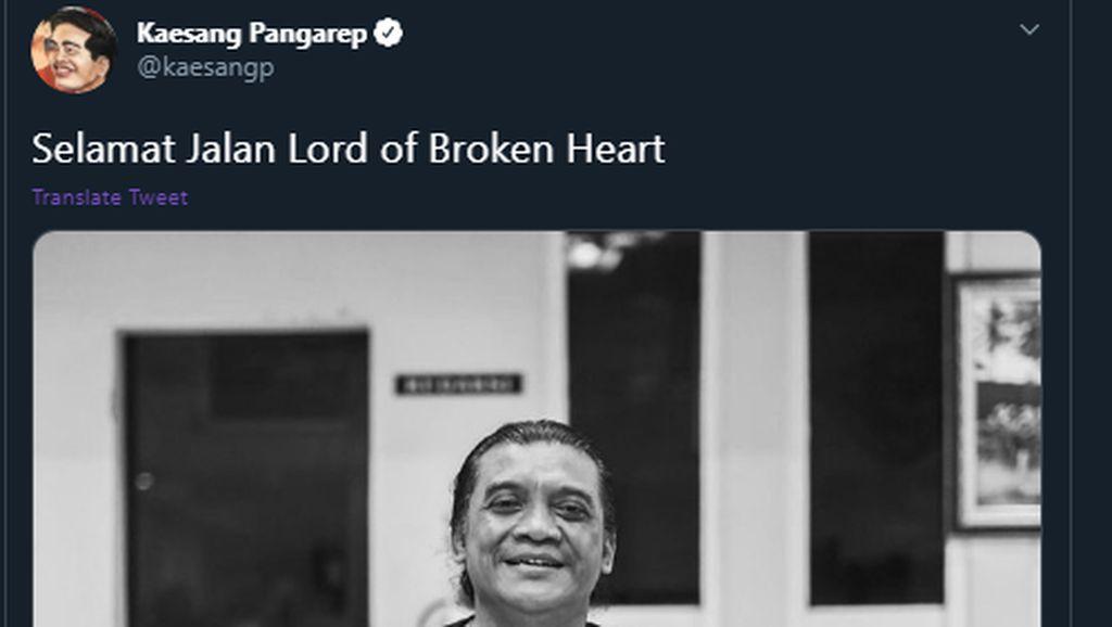 Didi Kempot Meninggal Dunia, Kaesang: Selamat Jalan, Lord of Broken Heart