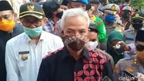 Ganjar Cerita Aparat Desa-Bupati Banjarnegara Bersitegang Gegara Bansos