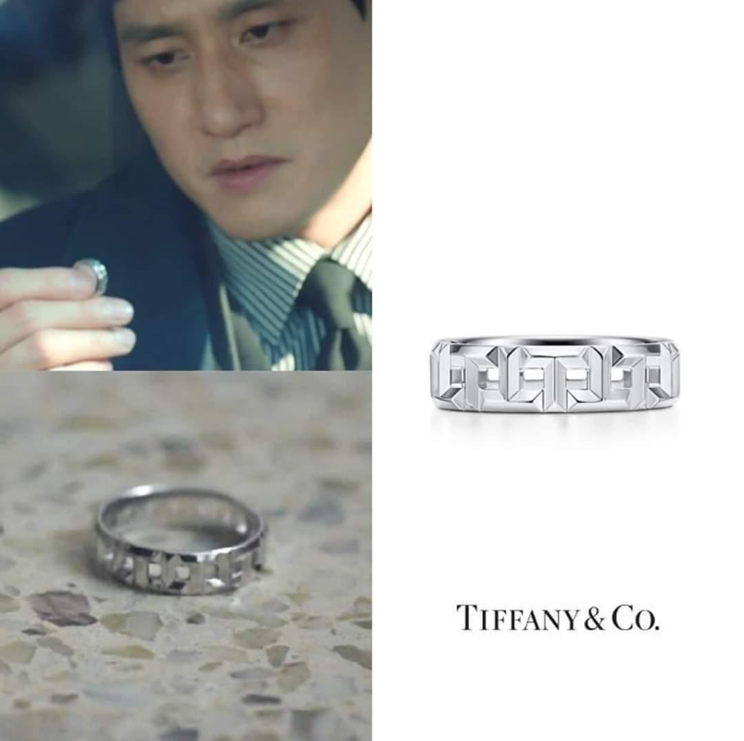 Cincin kawin Lee Tae Oh di drakor The World of the Married.