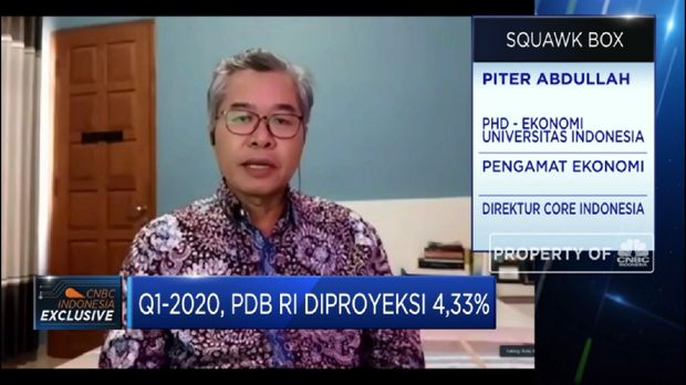 Piter Abdullah: Perpu, Ruang Bagi Pemerintah Untuk Biayai APBN (CNBC TV )