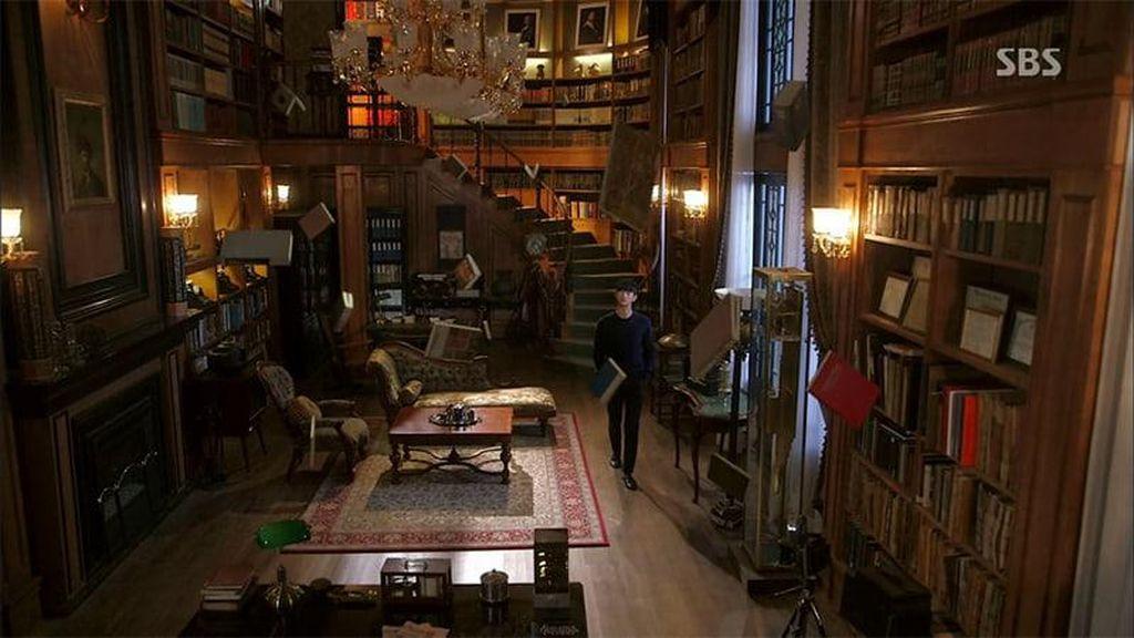 8 Rumah Paling Populer dari Drama Korea, Semuanya Supermewah
