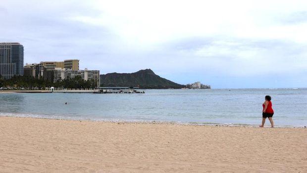 Hawaii yang Isolasi Diri di Tengah Samudra Pasifik