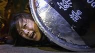 Foto Mahasiswa Demo di Hong Kong Raih Penghargaan Pulitzer
