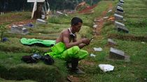 PDIP soal Insentif Penggali Kubur di DKI Tertunda: Tak Punya Nurani