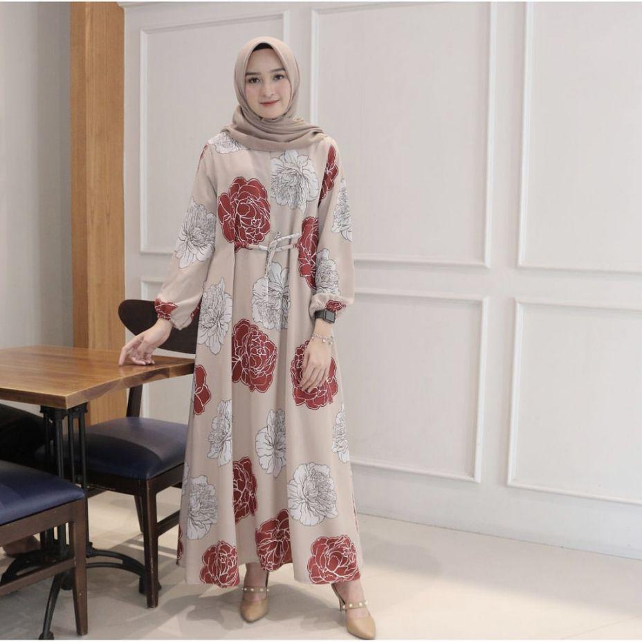 Brand Lokal yang Jual Dress Muslimah Harga Terjangkau