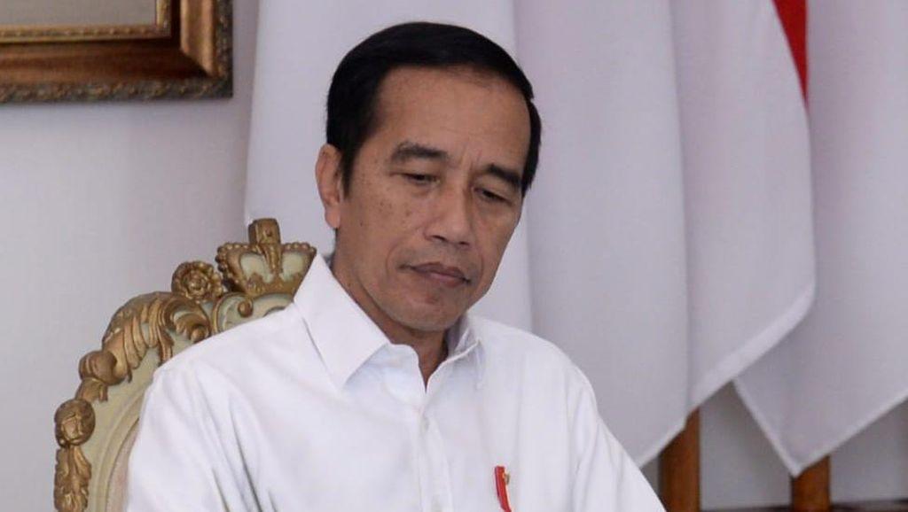 Terima Tokoh Lintas Agama, Jokowi Sampaikan Belum Ada Jadwal Masuk Sekolah