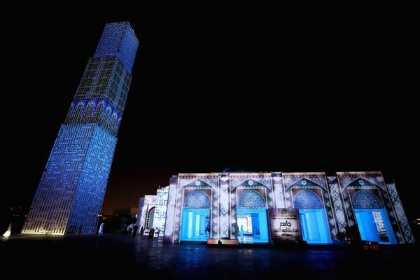 Masjid ini mempunyai luas total 15.000 meter persegi, sepertiganya untuk bangunan masjid.