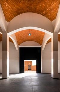Seperti diketahui, Atelier Masomi yang membangun dan merenovasi Masjid Dandaji merupakan perusahaan arsitektur yang berbasis di Niamey, Republik Niger. Istimewa/Dok. James Wang via Archdaily.