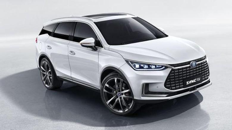Terjun Ke Pasar Mobil Listrik Eropa Byd Andalkan Produk Ini