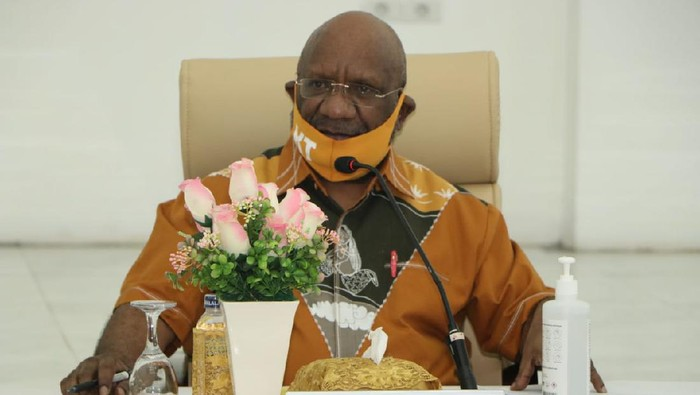 Wakil Gubernur Papua Klemen Tinal