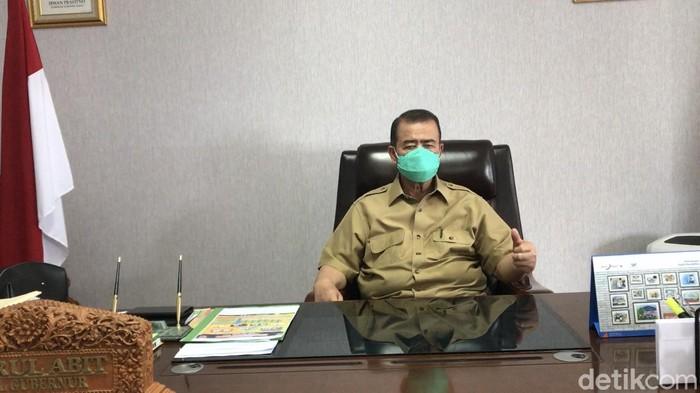 Wakil Gubernur Sumbar Nasrul Abit