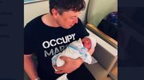 Ups! Elon Musk Lupa Nama Anaknya Sendiri