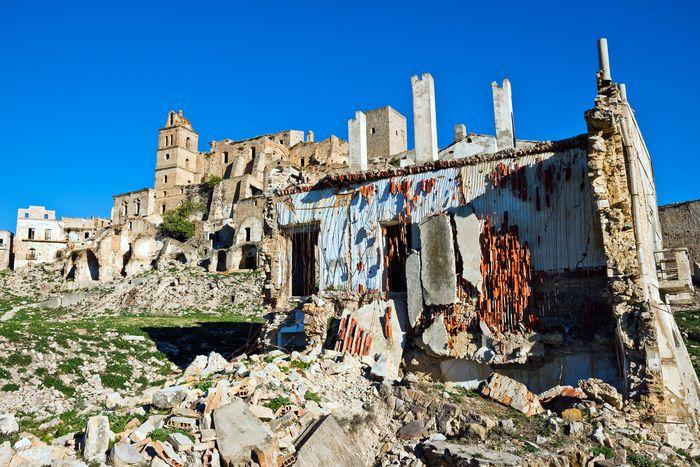 Kota Mati Craco di Italia
