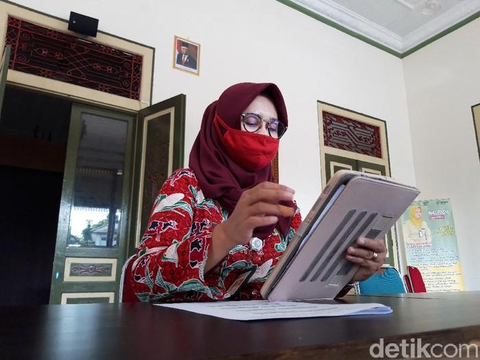 Kepala Dinas Kesehatan Boyolali Ratri S Survivalina, Selasa (5/5/2020).