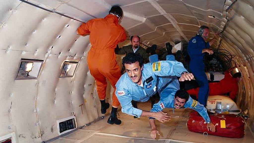 Penuh Tantangan, Begini Pengalaman Puasa Astronot di Luar Angkasa