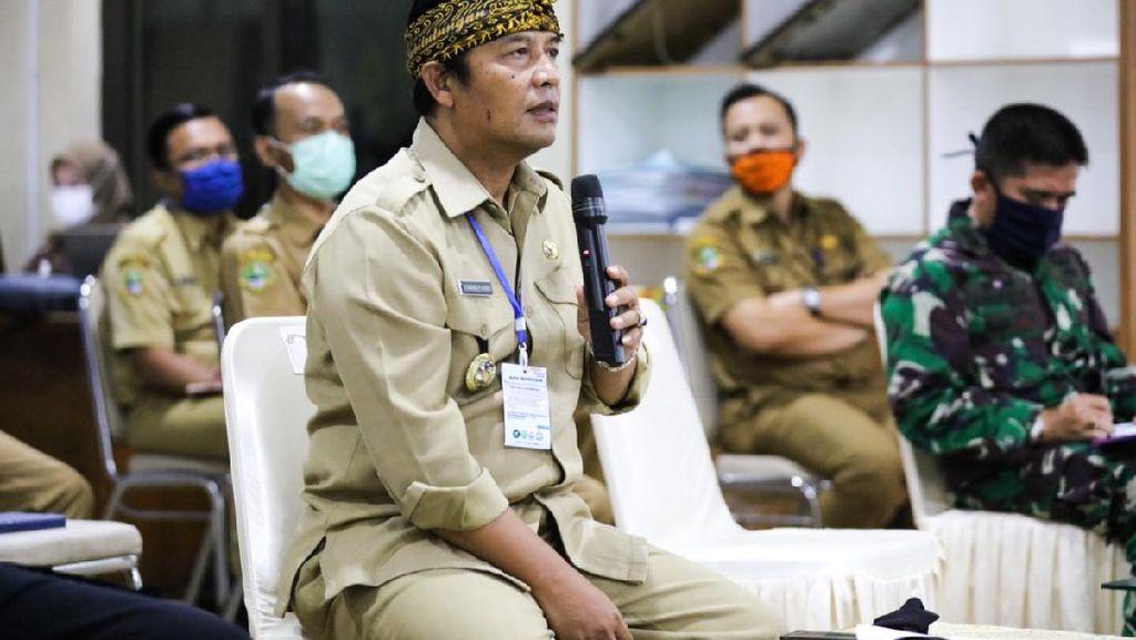 PSBB Parsial di Kabupaten Bandung Diperpanjang hingga 19 Mei