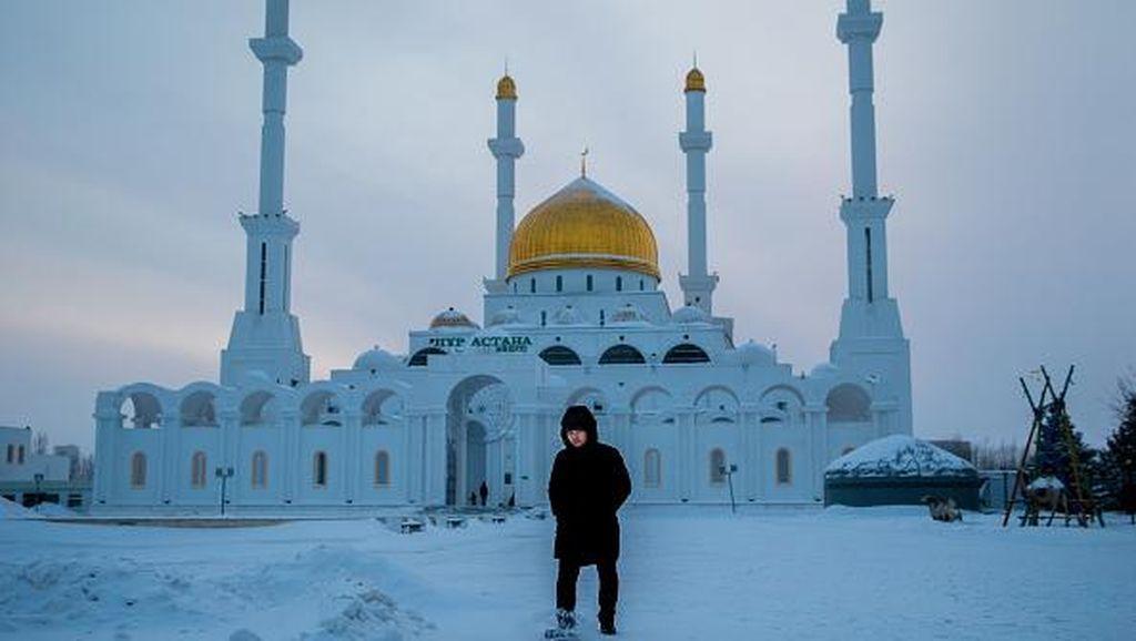 Menelusuri Jejak Peradaban Islam di Asia Tengah