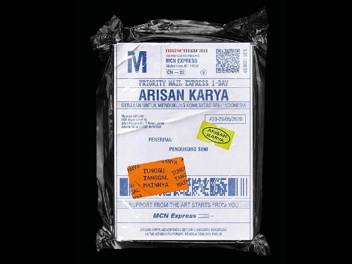 Museum MACAN Jakarta Luncurkan Gerakan Arisan Karya