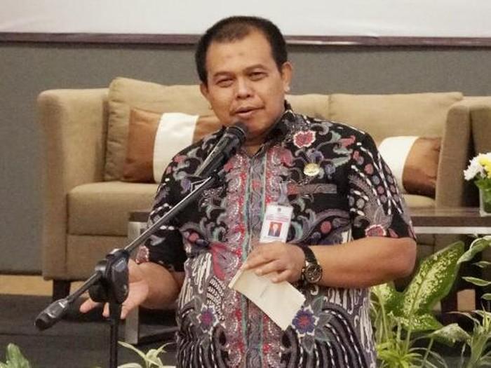 Sekda Kabupaten Purworejo, Drs Said Ramadhon.