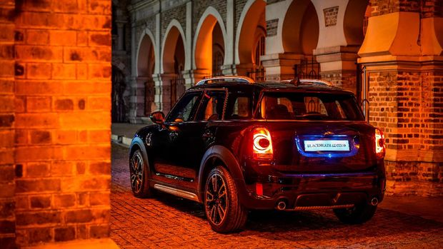 New MINI Countryman Blackheath Edition