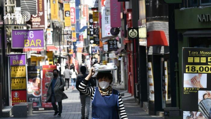 Aktivitas di Korea Selatan mulai kembali normal usai Corona mereda (AFP)