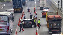Polda Metro Putar Balik 40 Ribu Kendaraan Selama Sebulan Operasi Ketupat