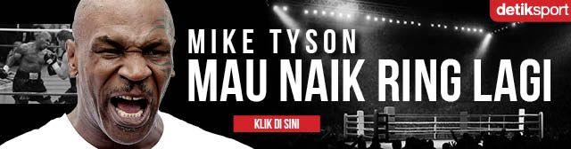 Mike Tyson akan bertinju lagi, serius?