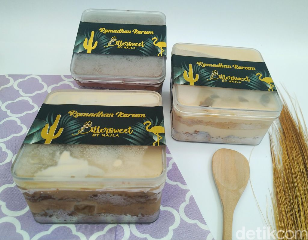 dessert box bittersweet by najla